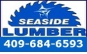 Seaside Lumber, Crystal Beach Texas