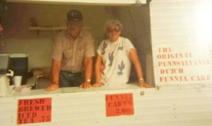 """The Fredenburg family started out with the best funnel cakes and corn dogs you'll ever taste."""