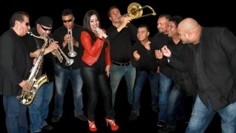 Sandy G y Los Gavilanes